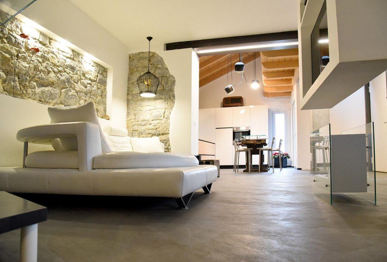 Ristrutturazione appartamento milano for Esempi di ristrutturazione appartamento